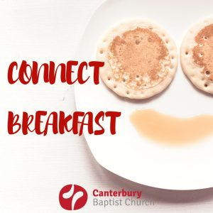 Connect Breakfast @ Lower Hall