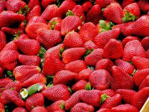 CAMEO Strawberry Tea @ Lower Hall